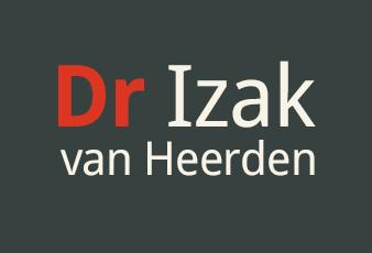 Dr Izak van Heerden